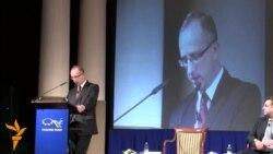 Томбінський: Кризи у відносинах України та Росії не буде