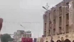 ادامه اعتراض کارگران و حمایت دانشجویان دانشگاه امیرکبیر