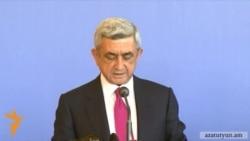 Սերժ Սարգսյան․ «Արևելյան գործընկերությունն ուղղված չէ որևէ պետության դեմ»