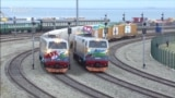 Azerbaijan Officially Opens Baku-Tbilisi-Kars Railway Line
