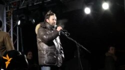 Митинг на Пушкинской: Илья Пономарев