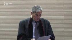 Gjyqtari Ibrahimi arsyeton vendimin
