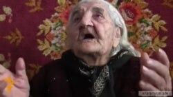 «Սաղին էլ բռնեցին սպանեցին». 107- ամյա կինը՝ Թուրքիայում իր ընտանիքի տեղահանման ու ջարդերի մասին
