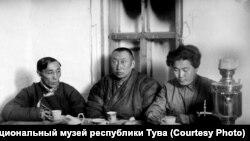 Монгуш Лопсан-Чимит