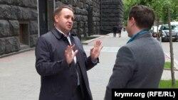 Володимир Кучеренко – голова «Укрвинпрому»