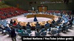 Sjednica Savjeta bezbjednosti UN na kojoj se glasalo o zatvaranju OHR, Njujork, 22. juli 2021.