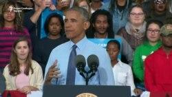 Обама: Трамп не е искрен