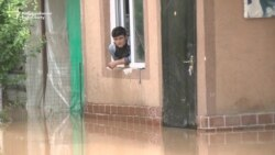 Floods Destroy About 1,000 Homes In Dushanbe Suburbs