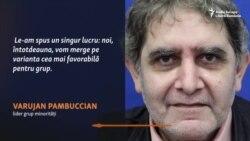 Varujan Pambuccian, despre cum minoritățile l-ar putea susține pe Ciolacu
