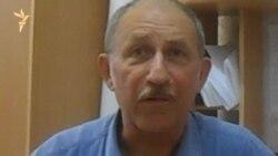 Ижевск. Председатель Экологического Союза Удмуртии Александр Торгушин