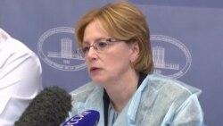 Глава Минздрава о жертвах взрыва в Петербурге
