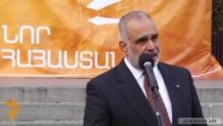 Րաֆֆի Հովհաննիսյան. «Մարտի 1-ը ոչ մեկի մենաշնորհը չէ»