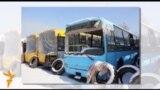 """Кытай автобустарынын """"көрүстөнү"""""""