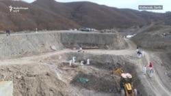 Pamje nga gërmimet në Kizhevak