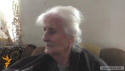 104-ամյա տատիկը գաղթի պատմությունը խխունջներից պատրաստված տուփում է պահում