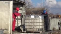 Uklanjanje otpada u Pančevu