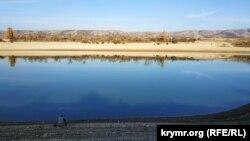 Аянське водосховище, архівне фото