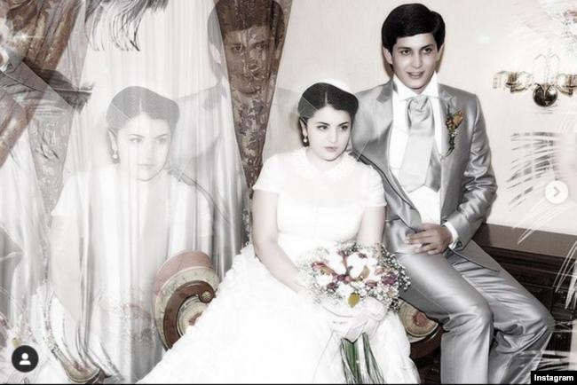 Отабек Умаров женился на второй дочери Шавката Мирзияева Шахнозе в 2007 году.