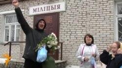 Алесь Пушкін намаляваў турэмны альбом