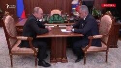 Putin 14 dənizçinin ölümü ilə nəticələnən qəzanın araşdırılmasını göstəriş verib