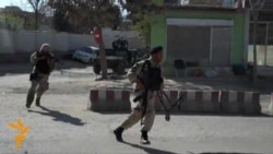 Militants Attack The Afghan Capital