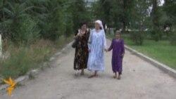 Матлуба Раҳимова дар меҳмонии Ситораборон