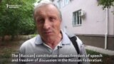 Semena Says Verdict 'Great Detriment To Russian Journalism'