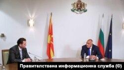 Буяр Османи и Бойко Борисов