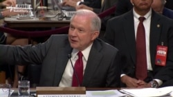 Sessions In Stormy Senate Hearing On Russia