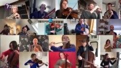 Milion ljudi na online koncertu filharmonije