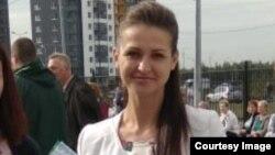 Убитая Лидия Куха, мама пятерых детей
