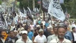 Митинг Хизб-ут-Тахрир в Симферополе
