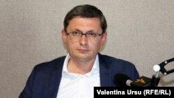 Deputatul PAS Igor Grosu