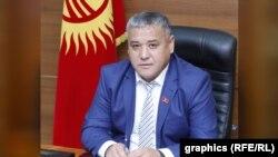 Кубанычбек Нурматов.