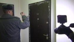 В Томске пытались сорвать открытие штаба Навального