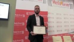 Журналіст Радіо Свобода Левко Стек – лауреат премії імені Кривенка