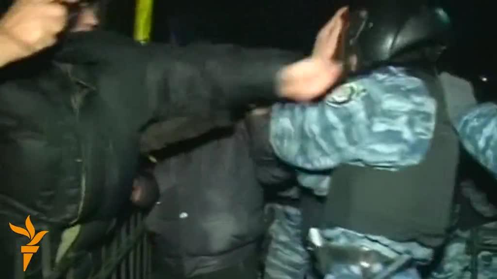 Ciocniri la Kiev