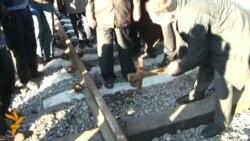 Швидкісну залізницю до Борисполя вже будують
