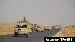 عملیات نظامی نیروهای افغانستان در جنگ هلمند