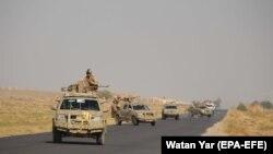 افغان ملي امنیتي ځواکونه