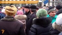 Працівники дніпропетровського «Південмашу» вимагають зарплати і погрожують «новим Майданом»