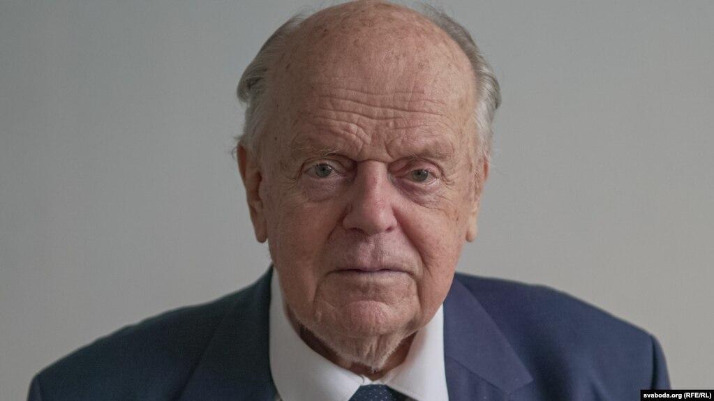 Первый руководитель независимой Беларуси Станислав Шушкевич