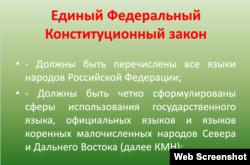 Из презентации Дмитрия Бондаренко