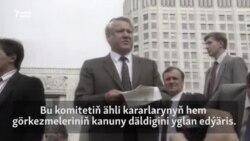 SSSR-i dargadan şol bäş gün