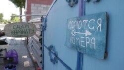 Білосарайська коса: хто і як відпочиває на Донеччині – відео