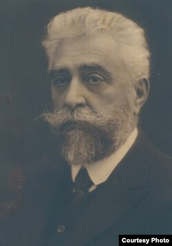 Ion I.C. Brătianu, 1917, Muzeul Național de Istorie a României (Courtesy Photo)