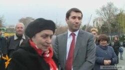 Տիգրան Կարապետյանը նույնպես մտավ Ազատության հրապարակ