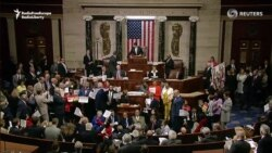 Unprecedented Scenes In Congress As Democrats Stage Sit-In
