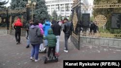 Бишкекда тунда талончилик ва ўғрилик ҳолатлари содир этилмаган.