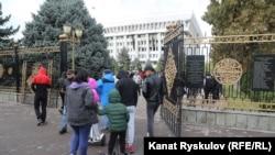 Бишкек шаары. 6-октябрь, 2020-жыл.